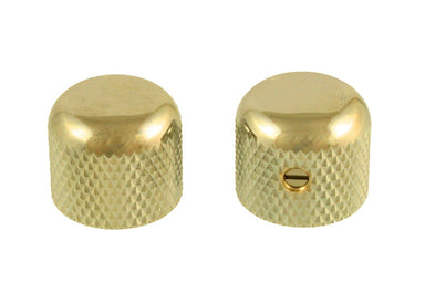 MK-3150 Short Metal Dome Knobs No vendor Gold - HIENDGUITAR.COM