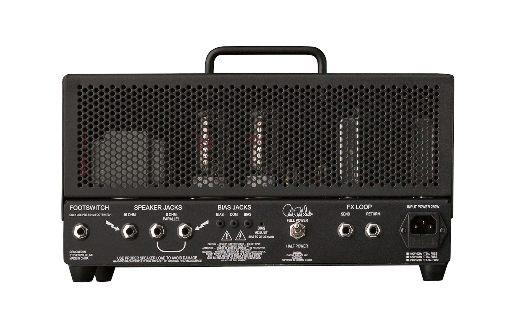 PRS Mark Tremonti MT15 Amplifier (TUBE HEAD) PRS - HIENDGUITAR.COM
