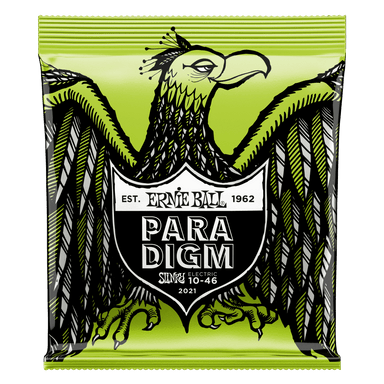 Ernie Ball Regular Slinky Paradigm Electric Guitar Strings - 10-46 Gauge Ernieball - HIENDGUITAR.COM