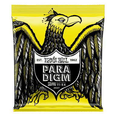 Ernie Ball Beefy Slinky Paradigm Electric Guitar Strings - 11-54 Gauge Ernieball - HIENDGUITAR.COM