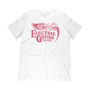 Ernie Ball '62 Electric Guitar T-Shirt LG Ernieball - HIENDGUITAR.COM