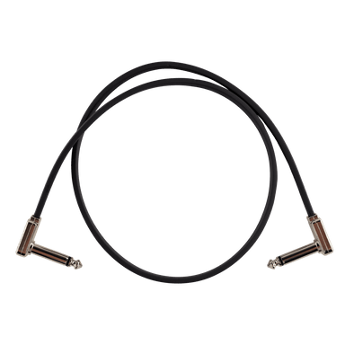 "Ernie ball 24"" Single Flat Ribbon Patch Cable Ernieball - HIENDGUITAR.COM"