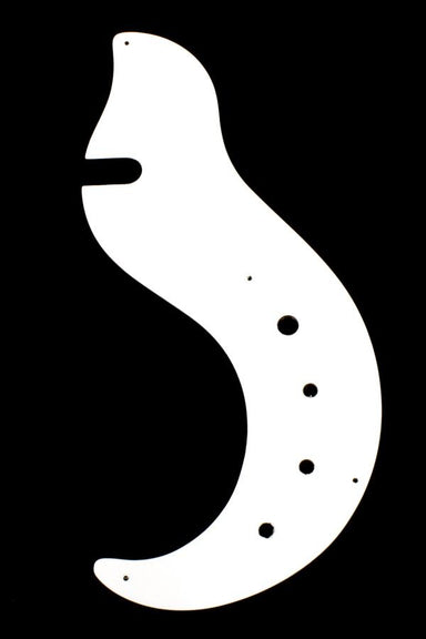 PG-9842 White Pickguard for Danelectro® 59DC EVETS CORPORATION - HIENDGUITAR.COM