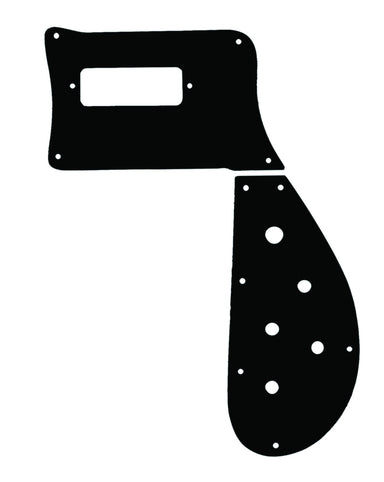 PG-9849 Pickguard for Rickenbacker® Bass 4003 THK CO., LTD. - HIENDGUITAR.COM
