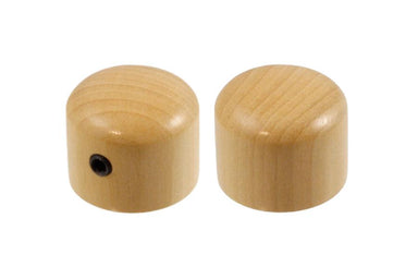 PK-3195 Set of 2 Boxwood Knobs TALWAR-JISHNU - HIENDGUITAR.COM