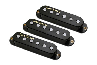 PU-6120 Lace® Holy Grail Pickup Set ACTODYNE GENERAL INC. DBA LACE MUSIC PROD Black - HIENDGUITAR.COM