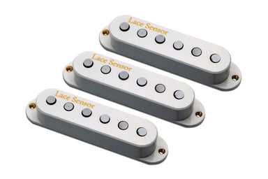 PU-6120 Lace® Holy Grail Pickup Set ACTODYNE GENERAL INC. DBA LACE MUSIC PROD White - HIENDGUITAR.COM