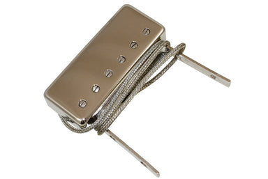 PU-6500 Mini Humbucking Neck Mount Pickup MUSICMAN NAGOYA Nickel - HIENDGUITAR.COM