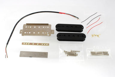 PU-6981 Neck Humbucking Pickup Kit WOOSUNG CHORUS INDUSTRIES (WSC) - HIENDGUITAR.COM