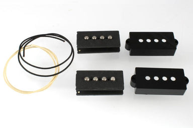 PU-6987 Bass Split Pickup Kit WOOSUNG CHORUS INDUSTRIES (WSC) - HIENDGUITAR.COM