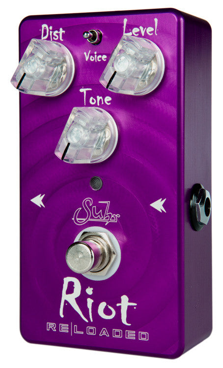 Suhr riot reloaded pedal