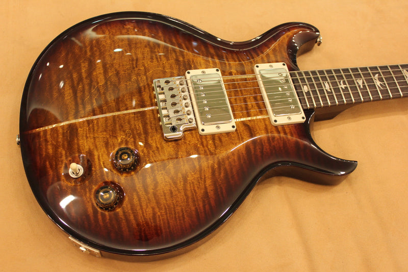 prs-santana-black-gold-burst-209579 indonesia