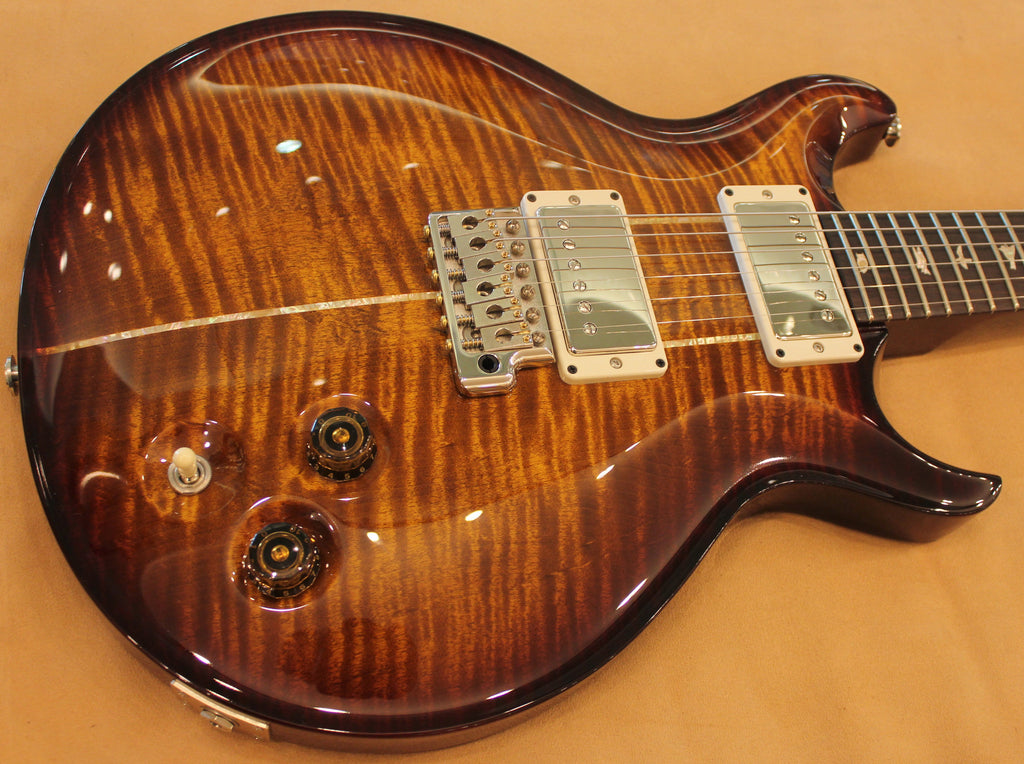 prs-santana-black-gold-burst-sn-216155 indonesia