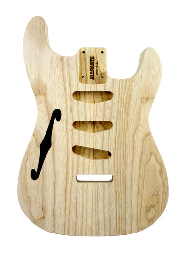 SBAO-TL Unfinished Replacement Body for Strat® WILDWOOD MANUFACTURING - HIENDGUITAR.COM