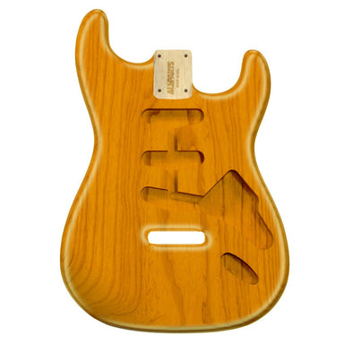 SBF-BS Butterscotch Finished Replacement Body for Strat® TOKIWA - HIENDGUITAR.COM