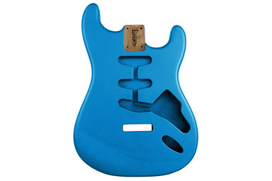 SBF-LPB Lake Placid Blue Finished Replacement Body for Strat® TOKIWA - HIENDGUITAR.COM