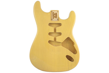 SBF-BLND Blonde Finished Replacement Body for Strat® TOKIWA Hardtail - HIENDGUITAR.COM