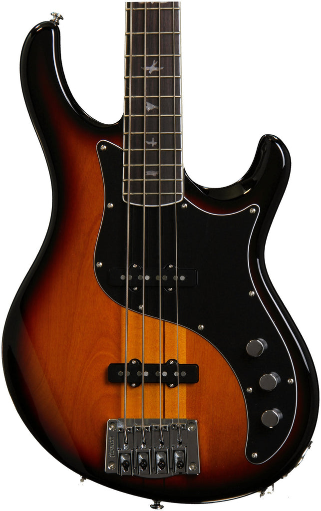 prs-se-kestral-bass-tri-color-sunburst indonesia
