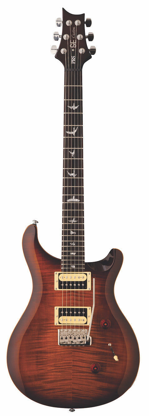 PRS SE Custom 24 (2016 Version) Tobacco Sunburst PRS SE - HIENDGUITAR.COM