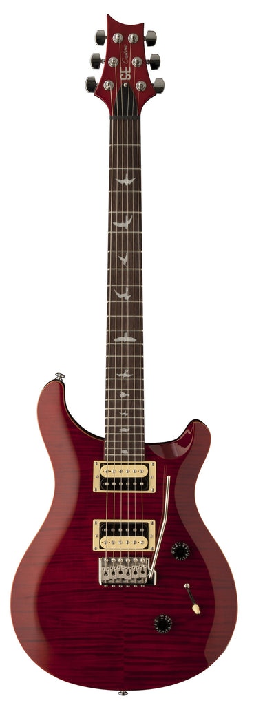 PRS SE Custom 24 (2016 Version) Black Cherry