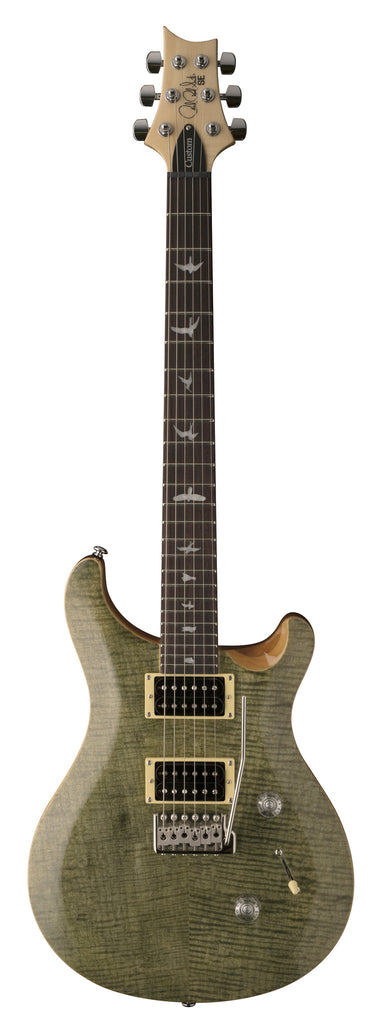 PRS SE CUSTOM 24 Trampas Green    2017