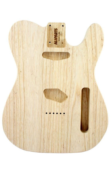 TBAO Unfinished Replacement Body for Tele® WILDWOOD MANUFACTURING Standard - HIENDGUITAR.COM