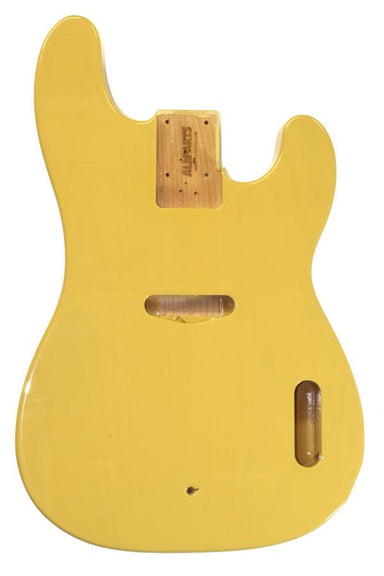 TBBF-BLND Blonde Finished Replacement Body for Tele Bass® TOKIWA - HIENDGUITAR.COM