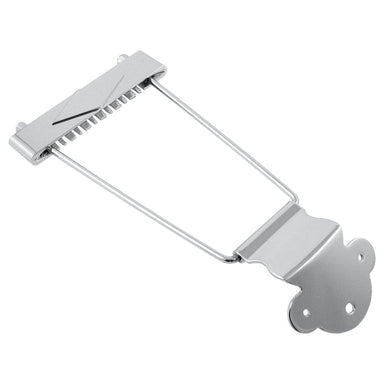 TP-0630 12-String Trapeze Tailpiece HANCHANG CO., LTD. Chrome - HIENDGUITAR.COM