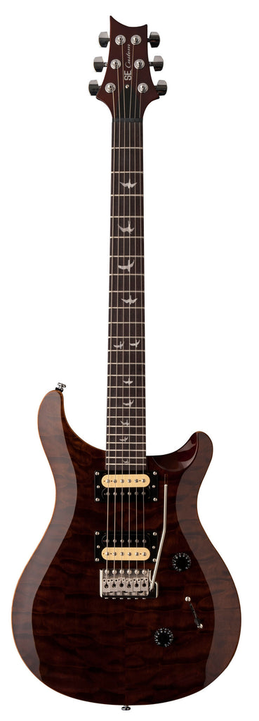 PRS SE Custom 24-30th Anniversary-Quilt Tops Chestnut