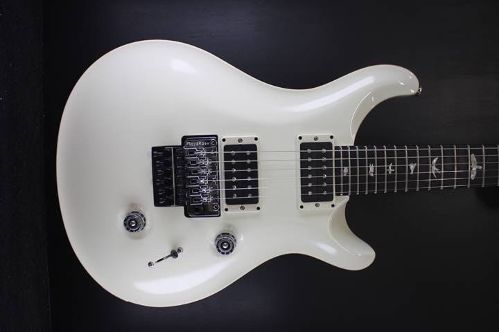 PRS Custom 24 Floyd ANTIQUE WHITE  #215431