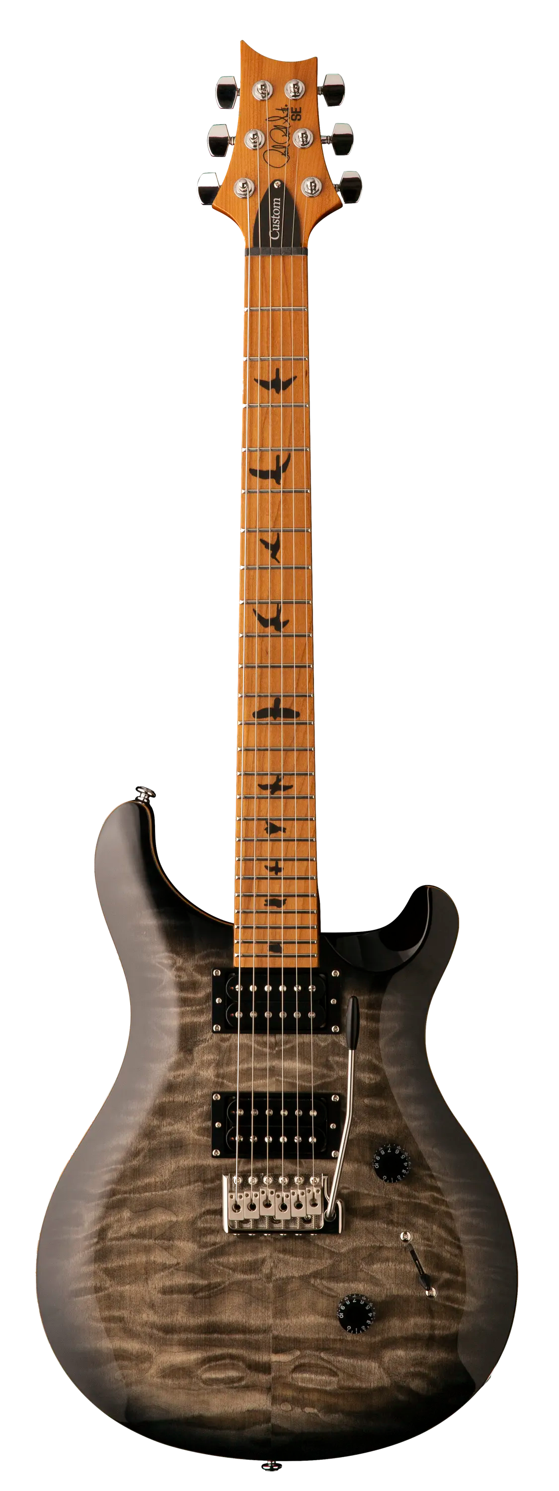 PRS SE ROASTED MAPLE SPECIAL PRE LAUNCH PRICE - HIENDGUITAR charcoal burst charcoal burst HIENDGUITAR.COM GUITAR