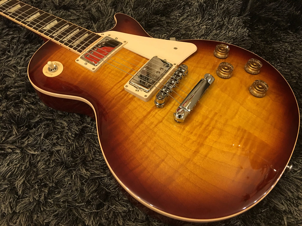 Gibson Les Paul Traditional 2016 ice tea
