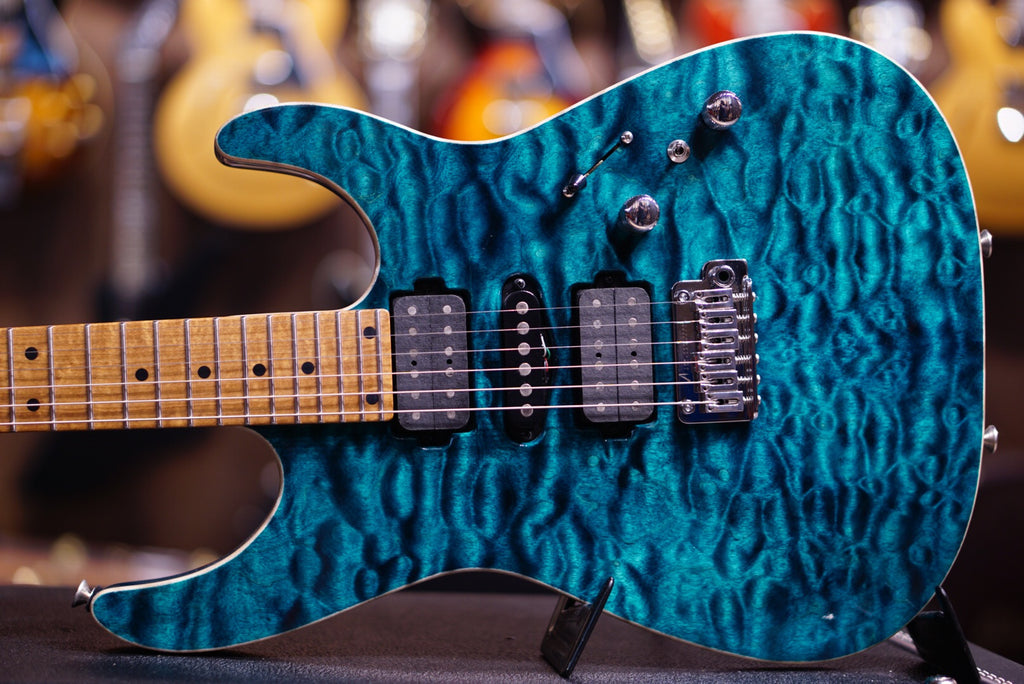 tom anderson angel teal