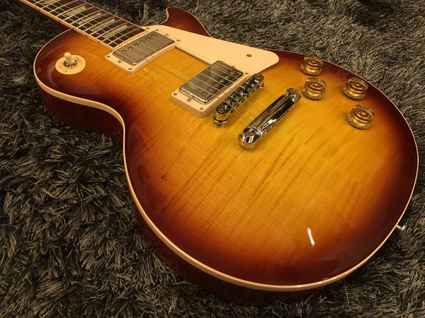 Gibson USA Les Paul Traditional Ice tea  2016