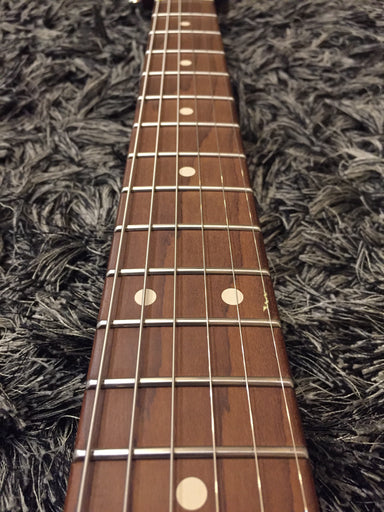 tom Anderson guitar drop top tiger eye Anderson - HIENDGUITAR.COM
