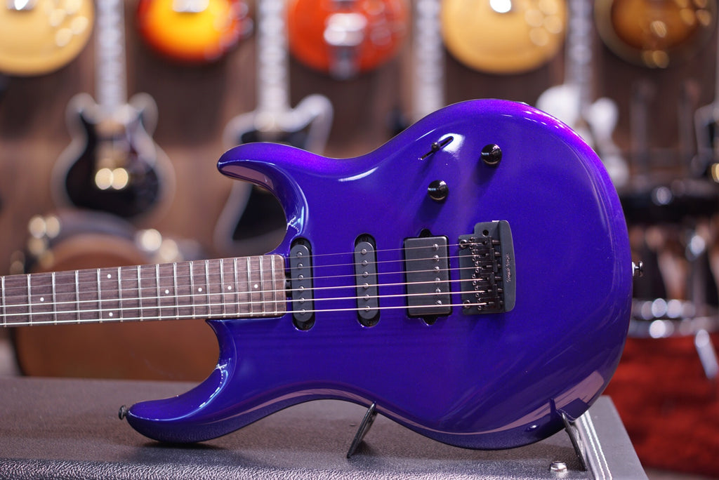 Musicman Luke3 HH in firemist purple