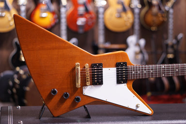 Gibson Explorer 76 Reissue 2016 Limited Proprietary Natural Gibson - HIENDGUITAR.COM