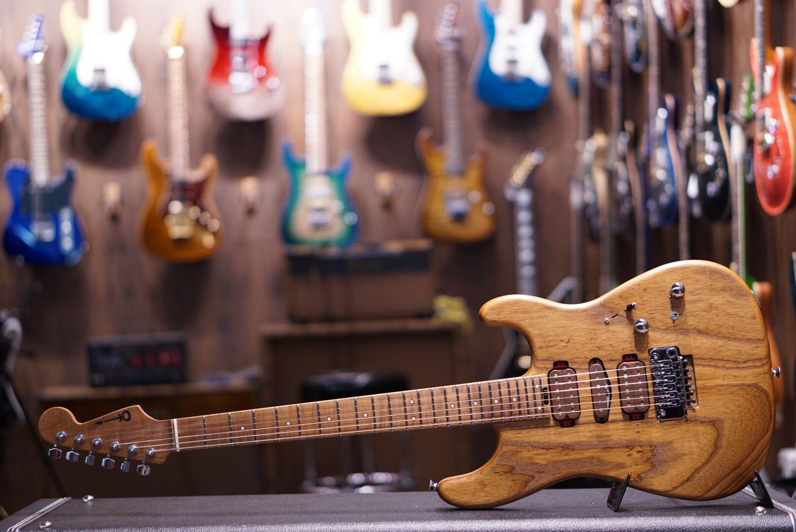 Charvel Guthrie Govan Signature - Natural Birds Eye Maple