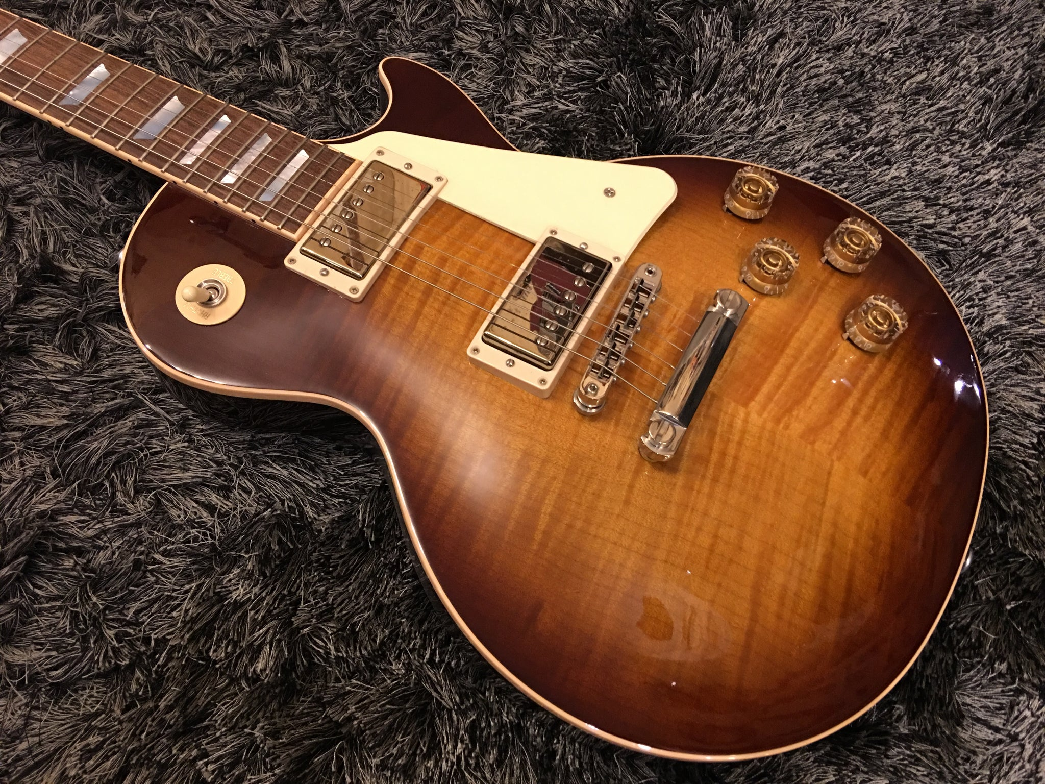 Gibson Les Paul Traditional 2015 Desert burst 1189