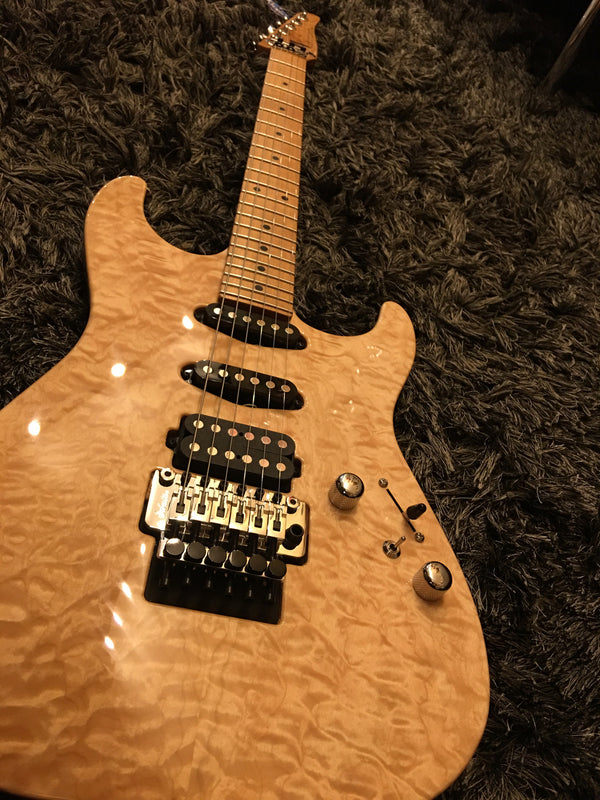Anderson droptop quilt natural