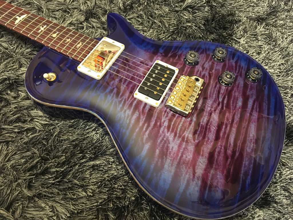 PRS Tremonti purple blue burst Hiendspec 245765