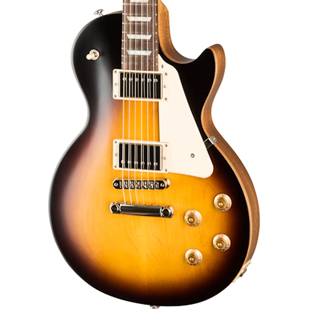 Gibson Les Paul Tribute Satin Tobacco Burst LPTR00WONH1 Indonesia 2019 - HIENDGUITAR   Gibson GUITAR