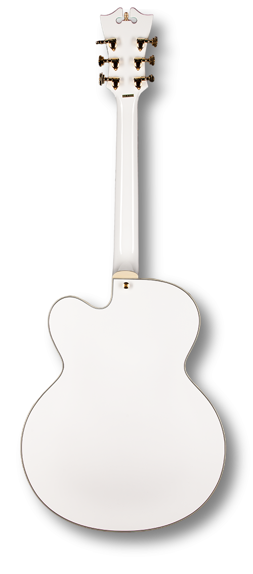 dangelico-daexl1wh-archtop-white indonesia