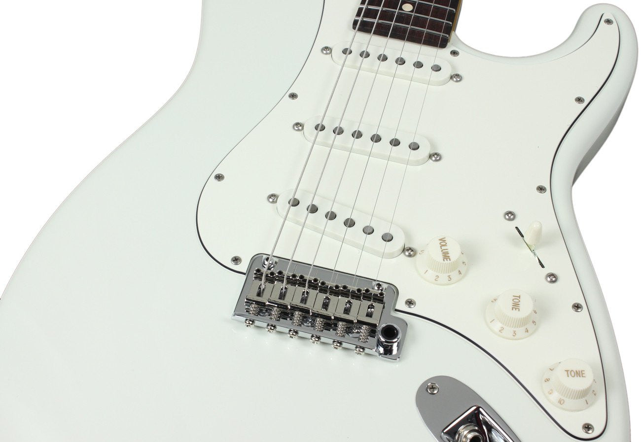 Suhr Classic Pro Guitar - Olympic White, Rosewood SSS SUHR - HIENDGUITAR.COM