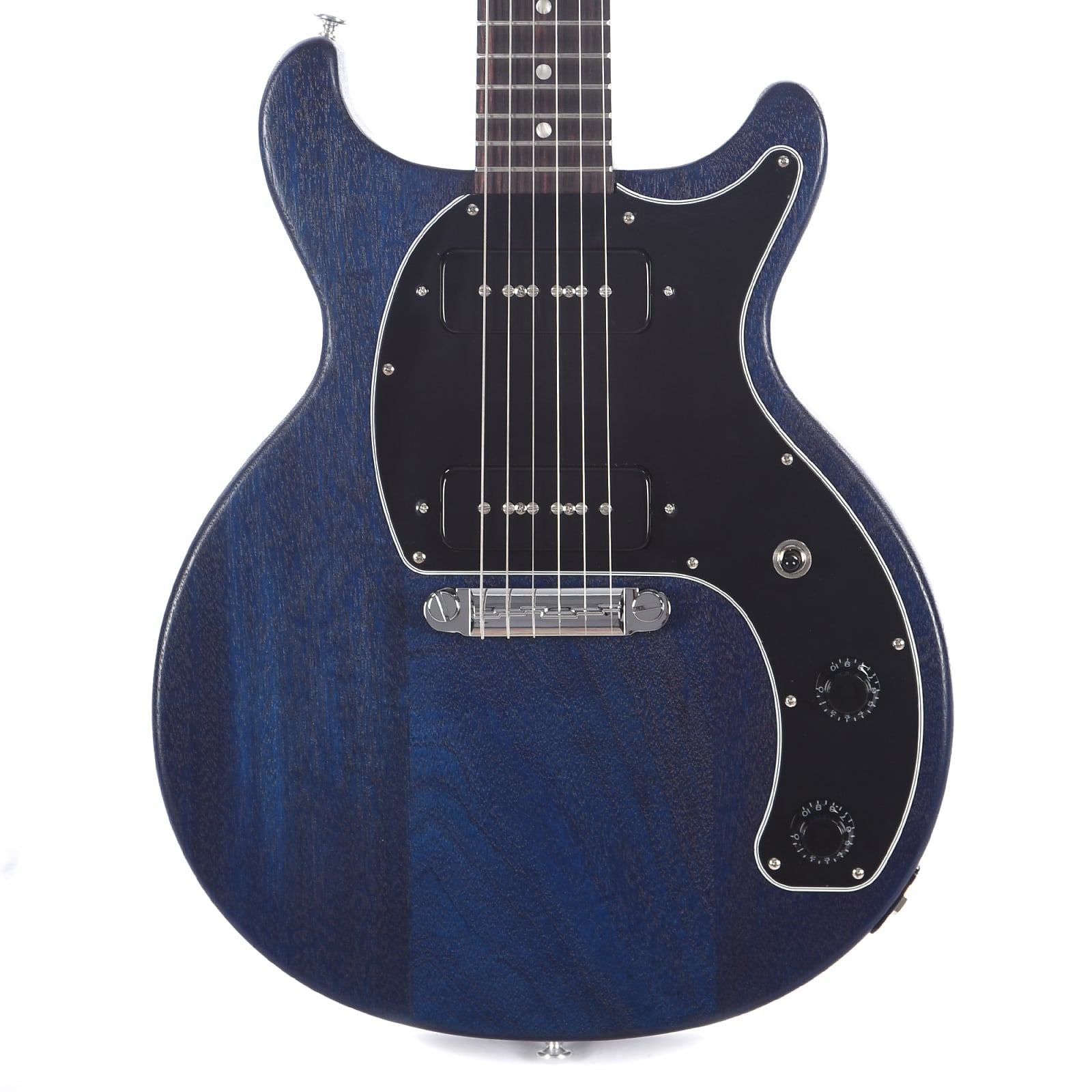 Gibson Les Paul Special Tribute DC Blue Stain LPSDT00B2CH1 Indonesia 2019 Gibson - HIENDGUITAR.COM