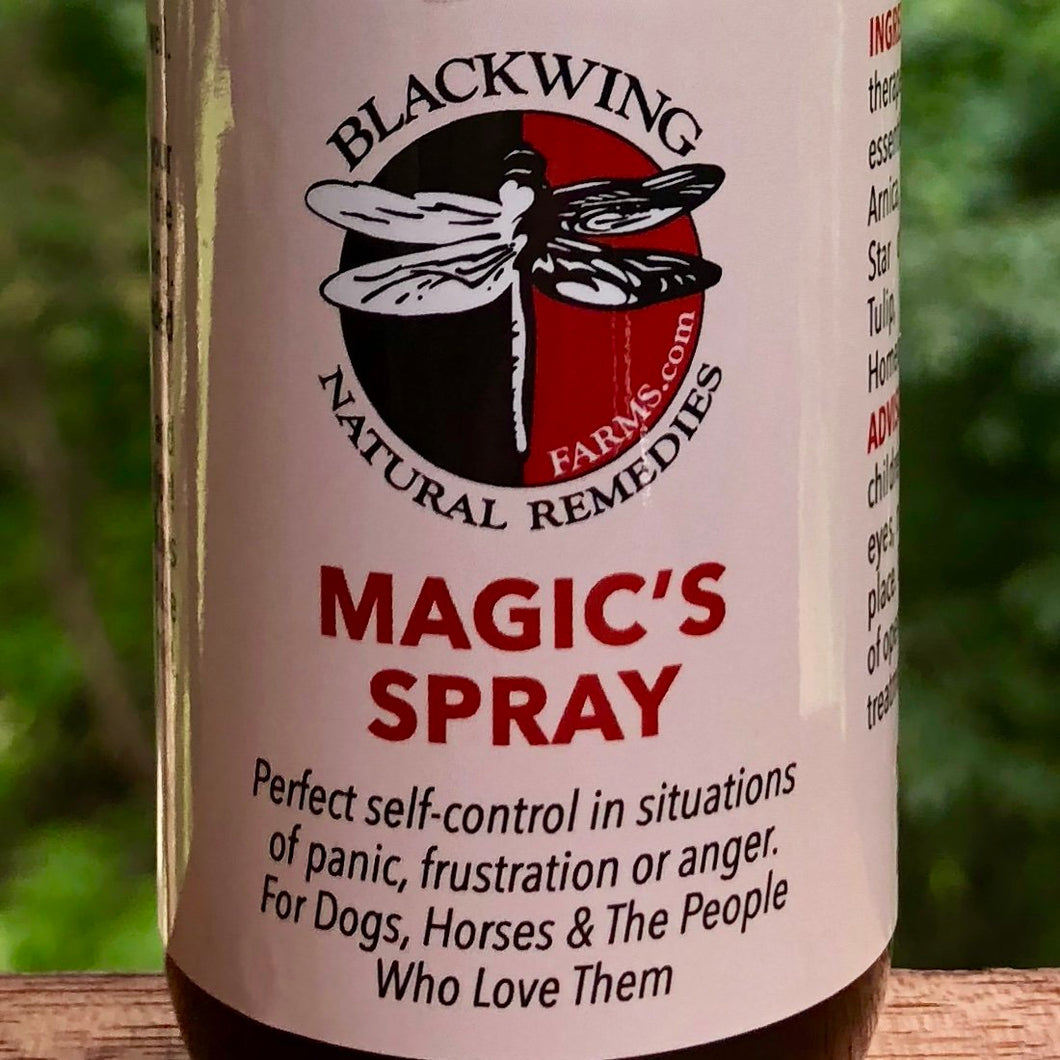 Magic's Spray