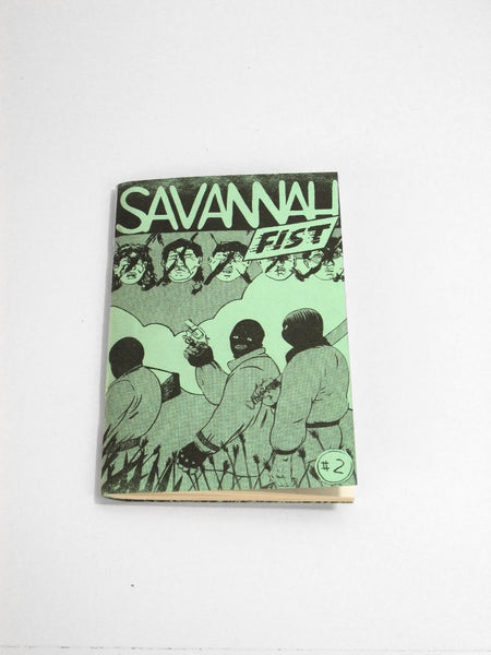 The Savannah Fist #2 Fisty City