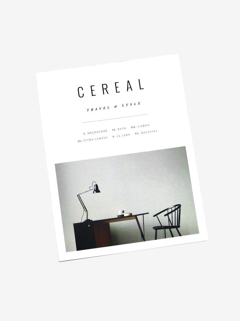 Cereal, Volume 9