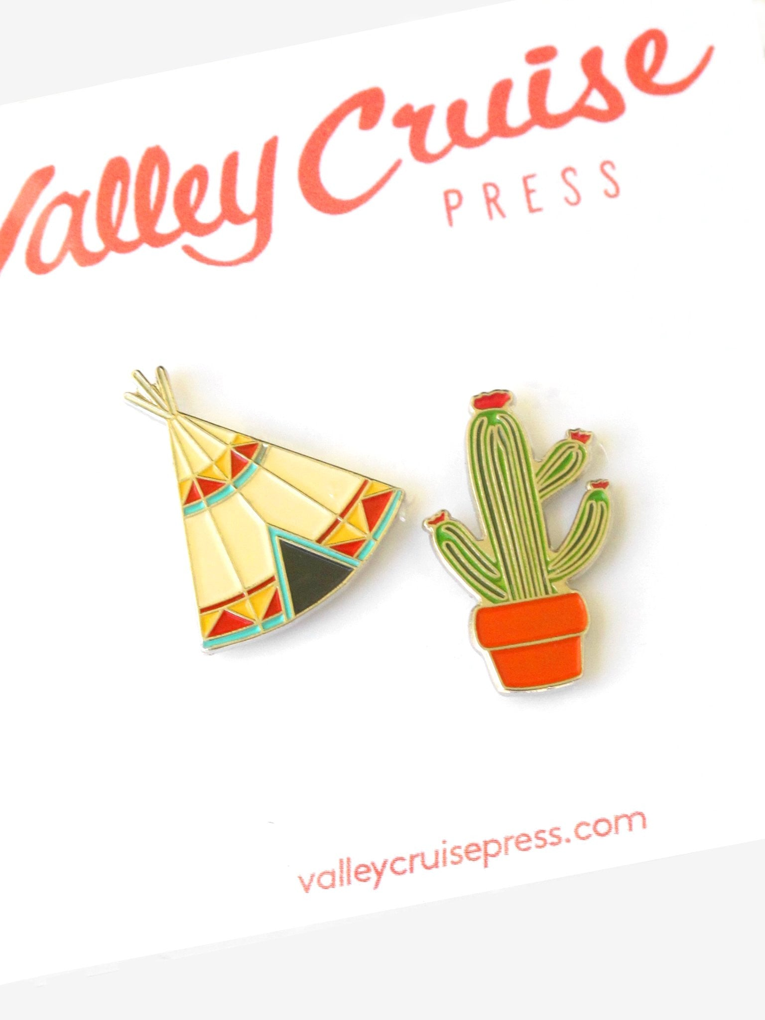 Desert Pin Set Valley Cruise Press