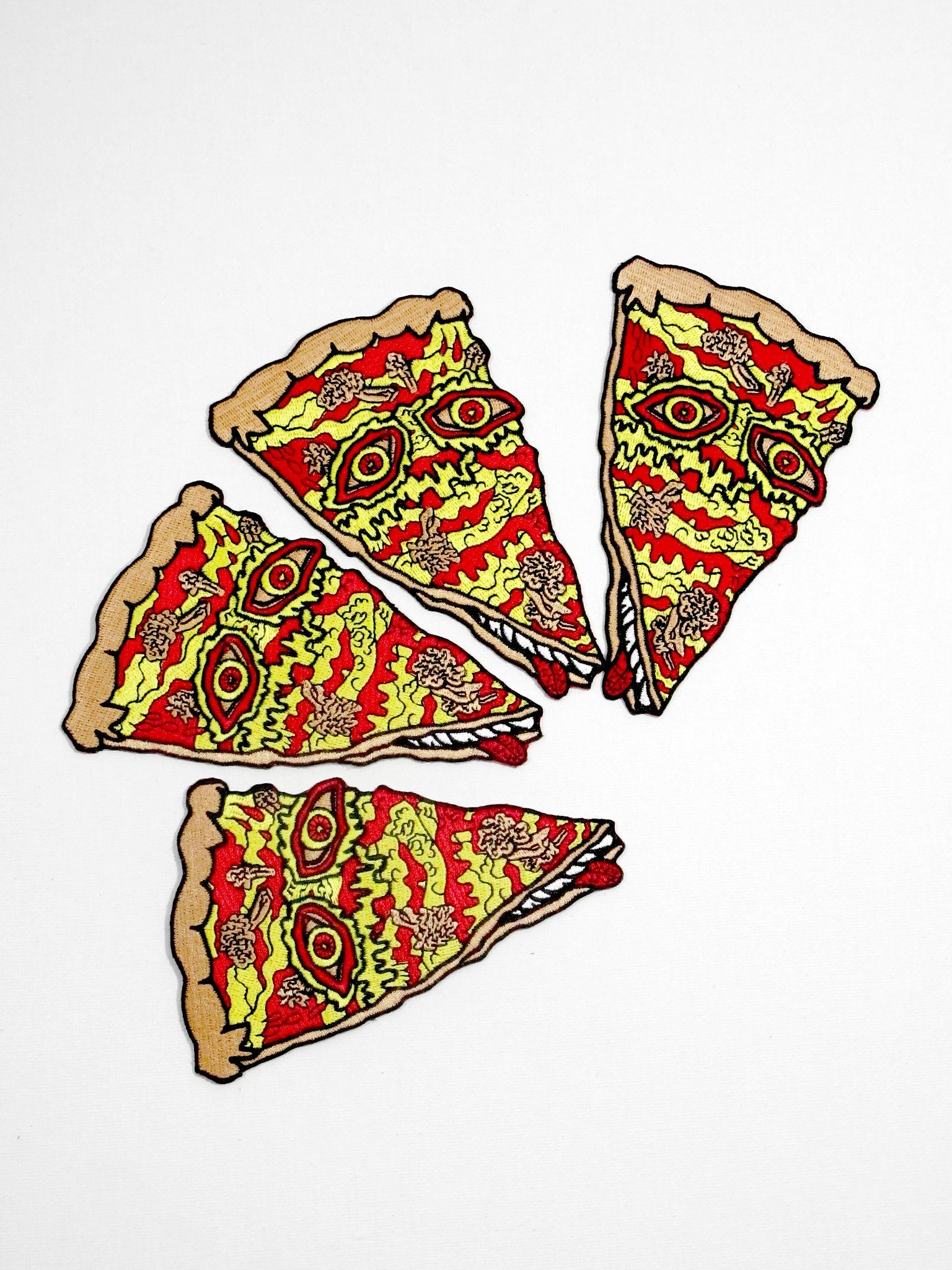 Pizza Pals Patch